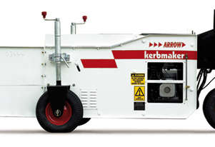 Arrow 770 The Kerbmaker  Agents for Qld, Vic,and Tas
