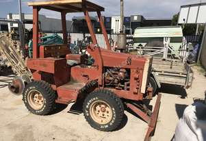 Ditch Witch   Trencher: