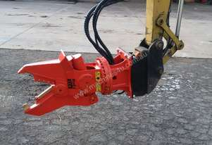 Used & New ROBI CC6R - Cutter Crusher Attachment to suit 4-9 tonne Excavator