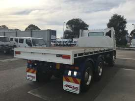 Hino FM 2628-500 Series Primemover Truck - picture4' - Click to enlarge