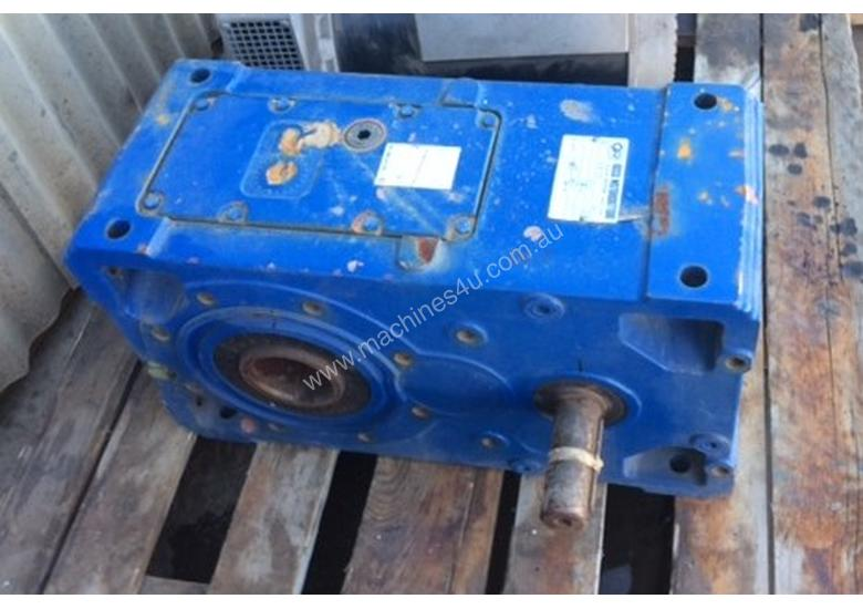 Reduction Gearbox 24.6:1