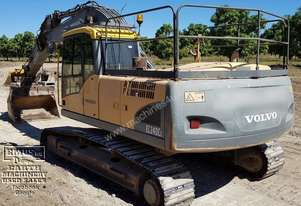 Volvo EC240CL, 24ton Excavator, heaps of attachments, Call EMUS
