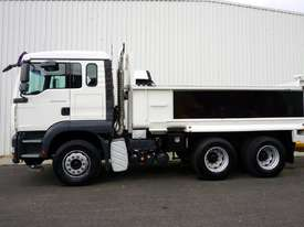 2007 MAN TGA 26.430 (6x4) Bisalloy Tipper & 48Ton Superdog Combo - picture5' - Click to enlarge