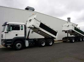 2007 MAN TGA 26.430 (6x4) Bisalloy Tipper & 48Ton Superdog Combo - picture2' - Click to enlarge