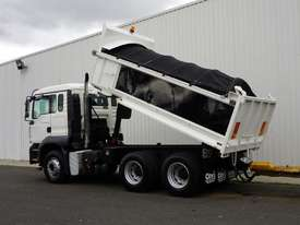 2007 MAN TGA 26.430 (6x4) Bisalloy Tipper & 48Ton Superdog Combo - picture15' - Click to enlarge