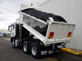 2007 MAN TGA 26.430 (6x4) Bisalloy Tipper & 48Ton Superdog Combo - picture16' - Click to enlarge