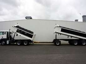 2007 MAN TGA 26.430 (6x4) Bisalloy Tipper & 48Ton Superdog Combo - picture9' - Click to enlarge