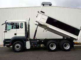 2007 MAN TGA 26.430 (6x4) Bisalloy Tipper & 48Ton Superdog Combo - picture6' - Click to enlarge