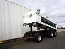 2007 MAN TGA 26.430 (6x4) Bisalloy Tipper & 48Ton Superdog Combo - picture12' - Click to enlarge