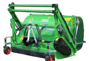 KOALA PRO – FLAIL MOWER WITH COLLECTION