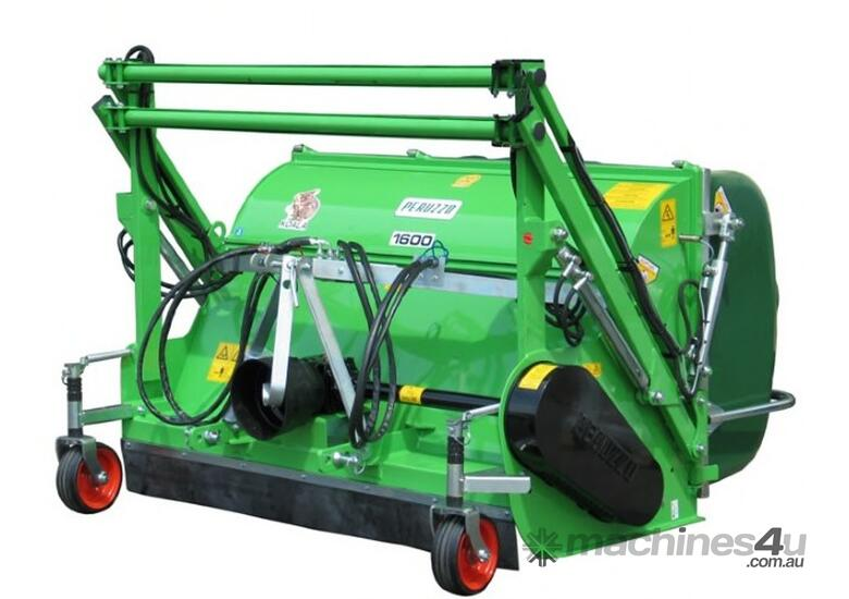 KOALA PRO � FLAIL MOWER WITH COLLECTION