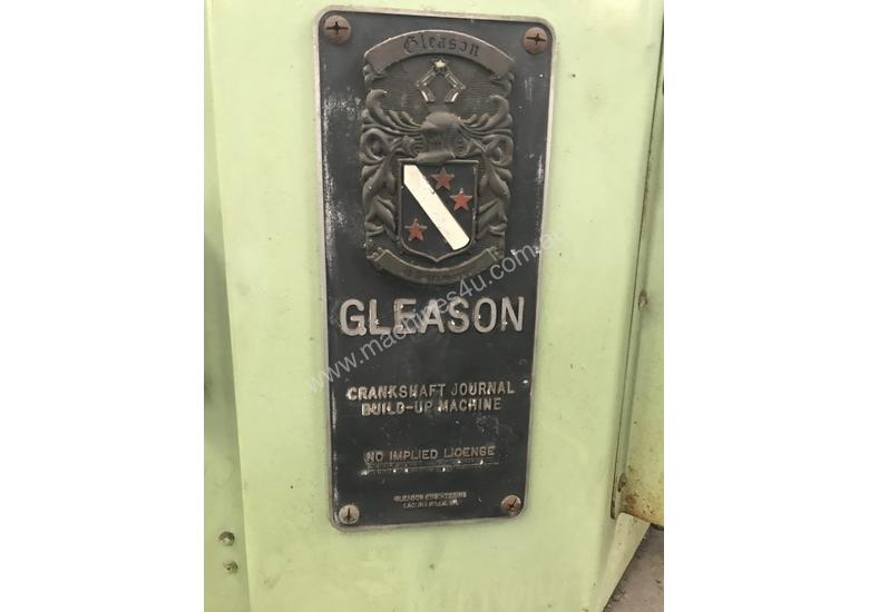 GLEASON - Crankshaft welder