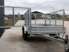 8ft x 5ft Tandem Axle Box Trailer - picture2' - Click to enlarge