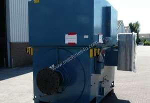 4100 kw 5500 hp 8 pole 6600 volt AC Electric Motor