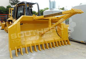 CAT D4K D5K XL Stick Rake & Tree Pusher DOZRAKE