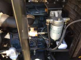 Silenced Diesel Generator - excellent condition 15 kVA 3-Phase (very low hrs) - picture1' - Click to enlarge