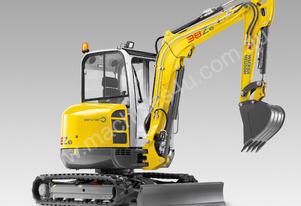 NEW EZ38 Zero Tail VDS Excavator