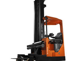 Toyota BT Reflex AC FRE270 Four-Way Reach Forklift - picture0' - Click to enlarge