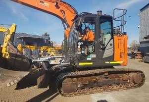2016 HITACHI ZX135US-5 EXCAVATOR WITH LOW HOURS AND FULL CIVIL SPEC. READY FOR WORK