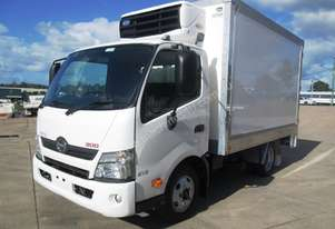 Hino 616 - 300 Series Refrigerated Truck