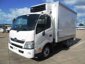 Hino 616 - 300 Series Refrigerated Truck - picture0' - Click to enlarge
