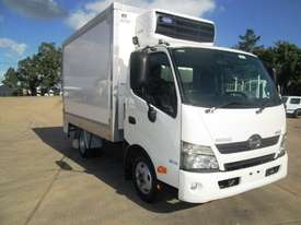 Hino 616 - 300 Series Refrigerated Truck - picture1' - Click to enlarge