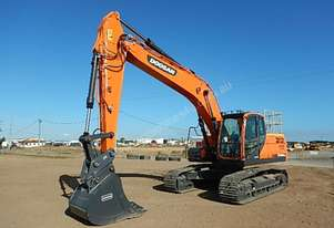 2018 Unused Doosan DX300LC Excavator