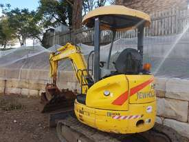 New Holland EH30B 3T Mini Excavator - picture1' - Click to enlarge