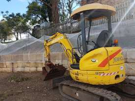 New Holland EH30B 3T Mini Excavator - picture5' - Click to enlarge