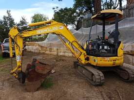 New Holland EH30B 3T Mini Excavator - picture18' - Click to enlarge