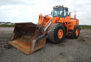 2012 Used Doosan DL500 Wheeled Loader