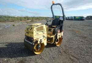 2010 Dynapac CC900G Double Drum Vibrating Roller