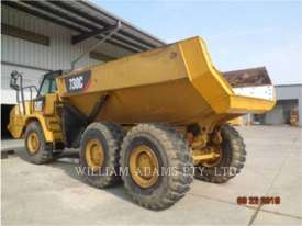 CATERPILLAR 730C Articulated Trucks - picture3' - Click to enlarge