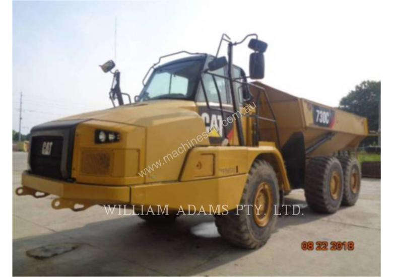 CATERPILLAR 730C Articulated Trucks