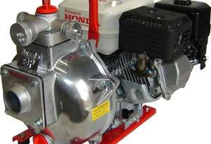 Aussie Fire Chief Honda GX160 Fire Pump 5.5HP Irrigation High Pressure 4 Stroke