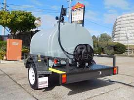 Diesel Fuel Trailer 1200L Mine Spec - 12V PIUSI TFPOLYDT  - picture0' - Click to enlarge
