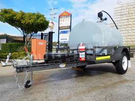 Diesel Fuel Trailer 1200L Mine Spec - 12V PIUSI TFPOLYDT  - picture1' - Click to enlarge