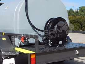 Diesel Fuel Trailer 1200L Mine Spec - 12V PIUSI TFPOLYDT  - picture5' - Click to enlarge