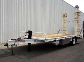 2014 Beavertail Single Axle Tag Trailer - picture0' - Click to enlarge