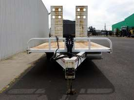 2014 Beavertail Single Axle Tag Trailer - picture1' - Click to enlarge