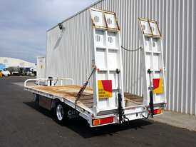 2014 Beavertail Single Axle Tag Trailer - picture5' - Click to enlarge