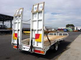 2014 Beavertail Single Axle Tag Trailer - picture7' - Click to enlarge