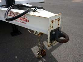2014 Beavertail Single Axle Tag Trailer - picture11' - Click to enlarge