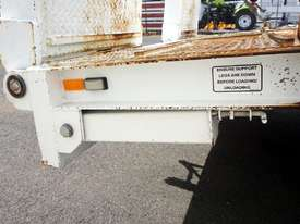 2014 Beavertail Single Axle Tag Trailer - picture13' - Click to enlarge