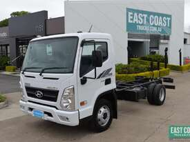 2018 Hyundai MIGHTY EX4 STD CAB MWB Cab Chassis   - picture0' - Click to enlarge