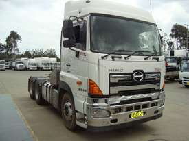 Hino SS - 700 Series Primemover Truck - picture1' - Click to enlarge