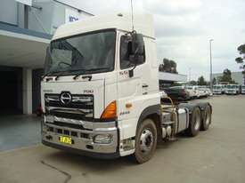 Hino SS - 700 Series Primemover Truck - picture2' - Click to enlarge