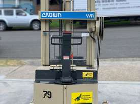 Crown 1.2T Walkie Reach Forklift with 3.8m lift FOR SALE - picture3' - Click to enlarge