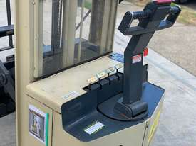 Crown 1.2T Walkie Reach Forklift with 3.8m lift FOR SALE - picture10' - Click to enlarge