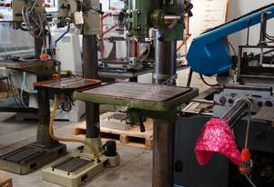 Cyclematic Geared Head Drill Press
